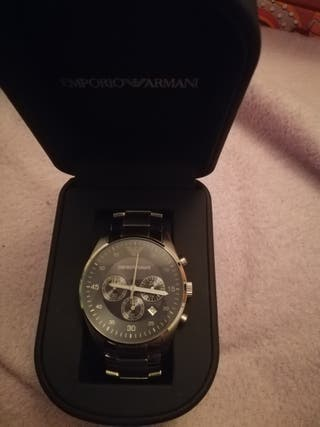 vendo reloj de hombre emporio armani