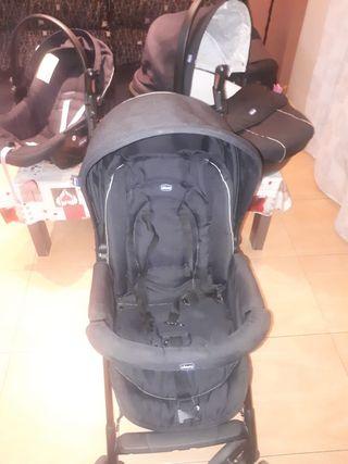 carrito de bebe (3 piezas)