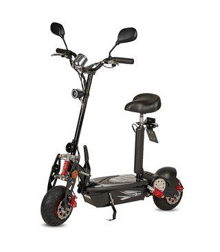 Patinete-Scooter Eléctrico 1000W, Matrículable.