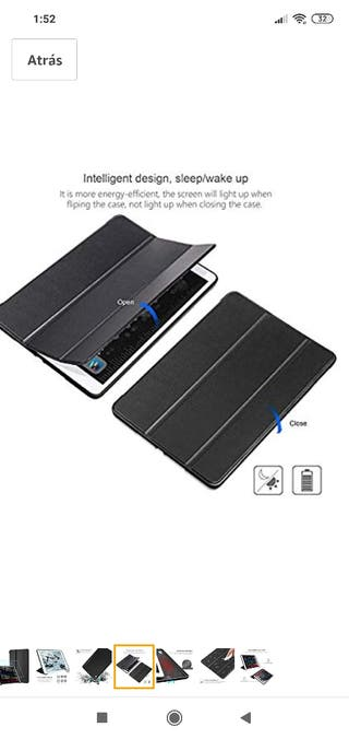 Funda iPad Air 3 2019 10.5