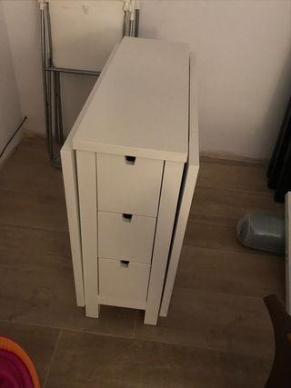 MESA EXTENSIBLE NORDEN IKEA