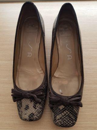 Zapatos de piel para vestir