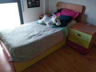 habitacion nido dos camas