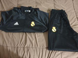 Chandal Adidas Real Madrid ,talla L