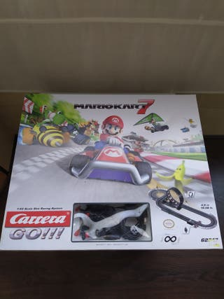 Pista de carreras Mario kart 7