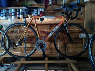 Bicicleta de carretera MENDIZ Alutron