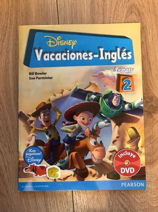 Libro para vacaciones Inglés 2ºprimaria