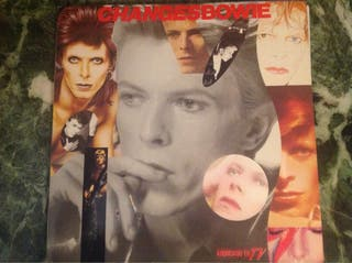 Vinilo Doble LP David Bowie