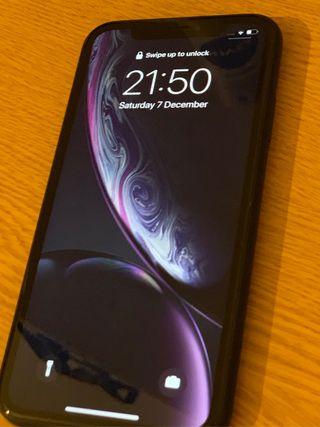 Iphone xR 64gb black new brand