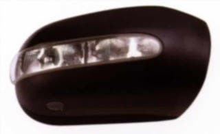 MERCEDES W211 2002 CARCASA ESPEJO DERECHO PREPARAD
