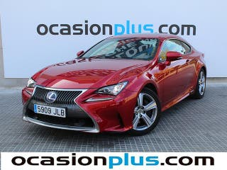 Lexus RC 300h Executive + TS 164 kW (223 CV)