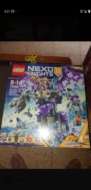 LEGO Nexo Knights 70356 Stone Colossus Ultimate