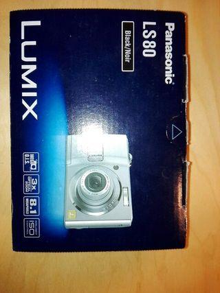 Camara fotos Panasonic 8 mp