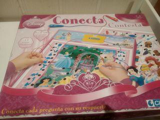 Conecta princesas
