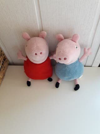 Peluches PEPPA PIG