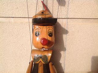 Pinocho marioneta