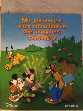 LIBRO INFANTIL ESPAÑOL-INGLES