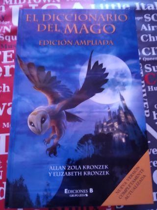 Libro, El diccionario del mago, nuevo