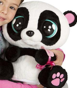 peluche panda interactivo