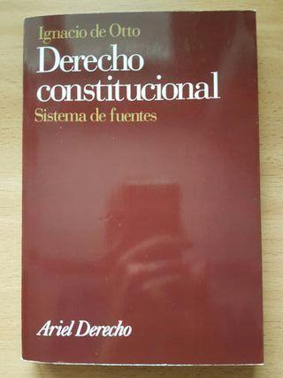 DERECHO CONSTITUCIONAL LIBRO
