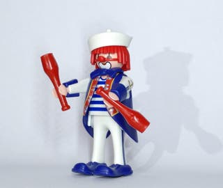 playmobil payaso marinero