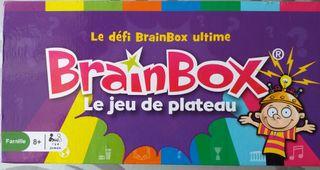 Brainbox Le jeu de plateau (francés) Juego de mesa