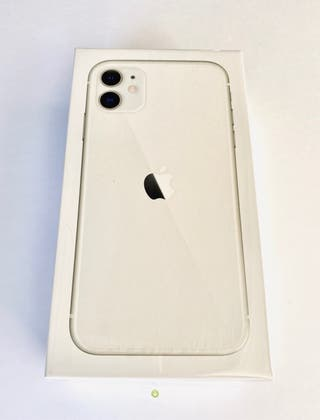 iPhone 11 64GB Blanco PRECINTADO!!!
