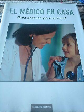 El médico en casa, guía práctica de salud.
