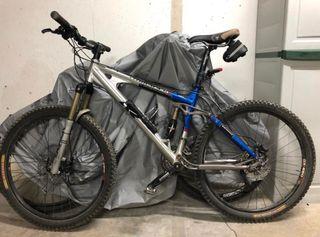 Bicicleta k2 lithium 4.0 talla M