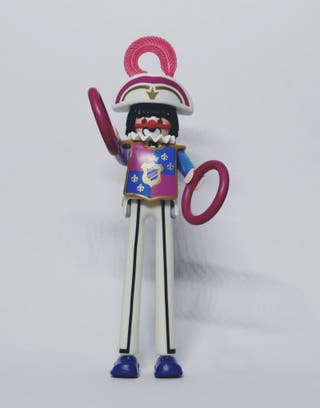 playmobil payaso piernas largas 1