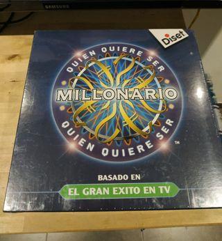 Juego- Quien quiere ser millonario