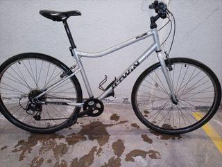 Bicicleta hibrida ruedas 28