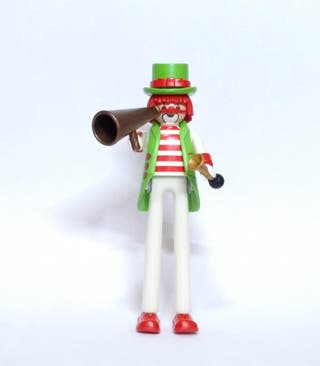playmobil payaso piernas largas 3