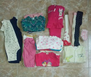 Gran lote ropa invierno 3-6