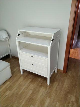 Armario / mueble cambiador bebé
