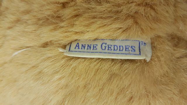 peluche bebe osito Anne Geddes