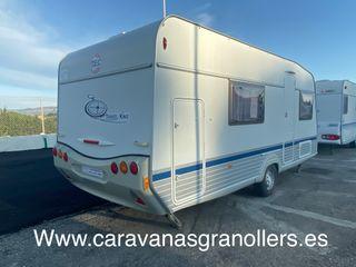 caravana tec 495 GK