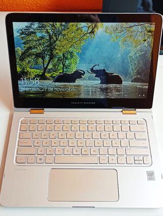 Portátil 2en1 táctil HP Spectre x360