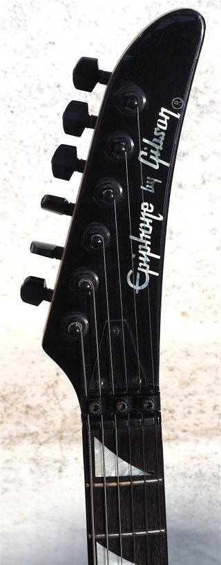 Guitarra eléctrica Epiphone by Gibson s 600