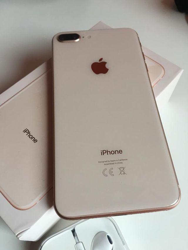 Se vende iPhone 8 Plus a estrenar