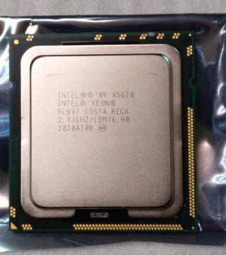 Procesador Intel Xeon x5670