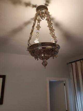 Lámpara aceitera