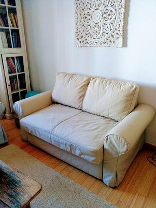 Sofá cama Backabro de Ikea