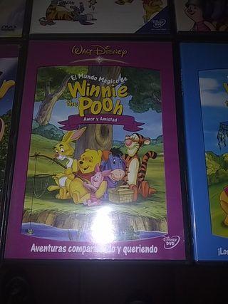 Winnie de Pooh películas
