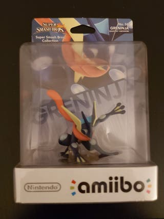Amiibo Greninja