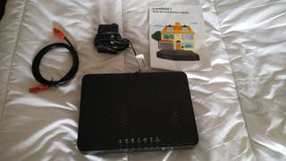 live box router fibra