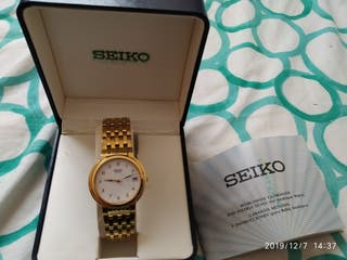 Reloj SEIKO Japan vintage 1996, cuarzo