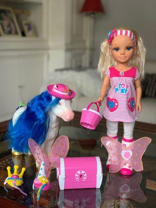 Nancy y su pony fantasy