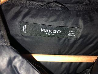 Chaqueta ligera Plumas, Mango,Mujer