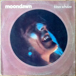 """KLAUS SCHULZE """"MOONDAWN"""" LP"""
